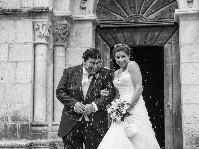 La boda de Chema y Blanca en Siones, Burgos 12