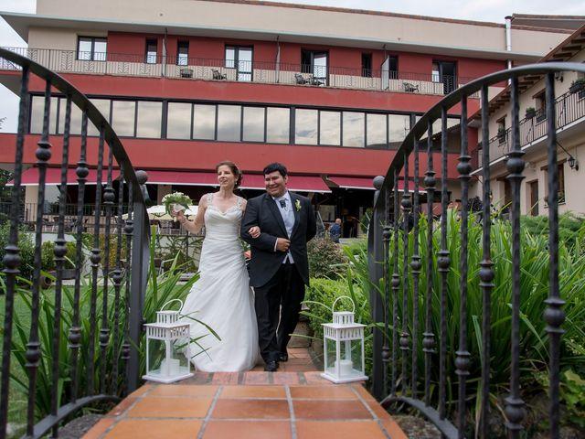 La boda de Chema y Blanca en Siones, Burgos 14