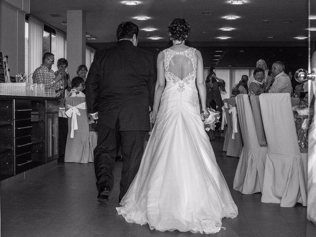 La boda de Chema y Blanca en Siones, Burgos 16