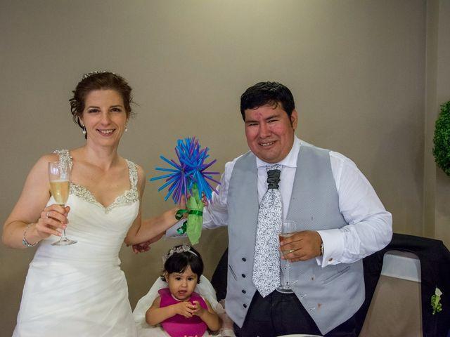 La boda de Chema y Blanca en Siones, Burgos 18