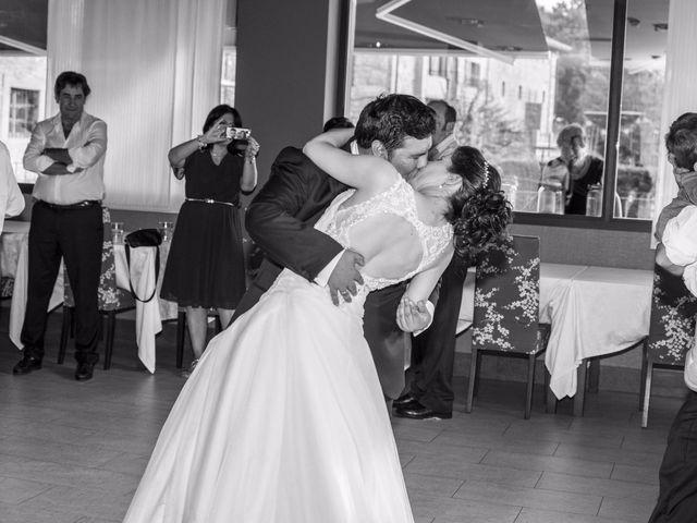 La boda de Chema y Blanca en Siones, Burgos 20