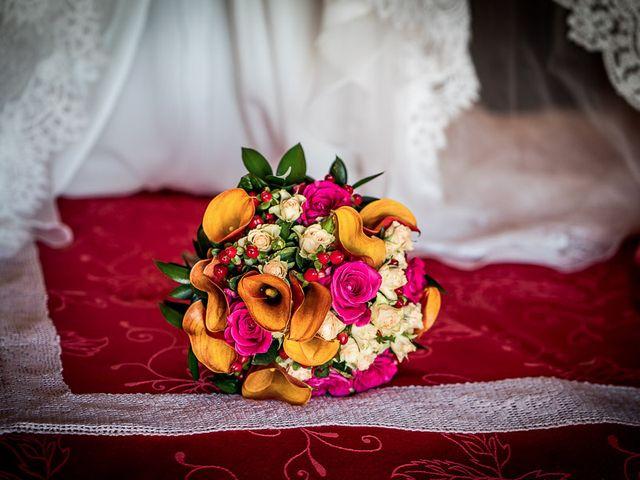 La boda de Rafael y Aurora en Torrecaballeros, Segovia 6