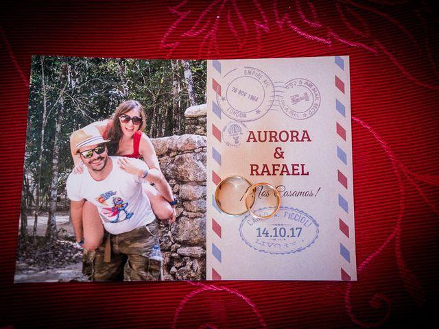 La boda de Rafael y Aurora en Torrecaballeros, Segovia 15