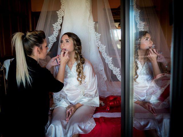 La boda de Rafael y Aurora en Torrecaballeros, Segovia 22