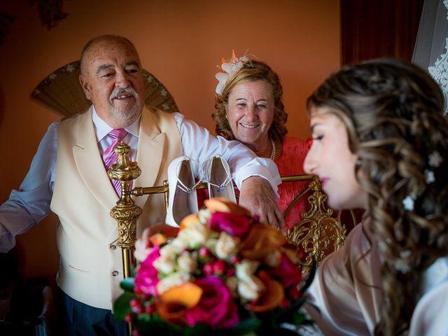 La boda de Rafael y Aurora en Torrecaballeros, Segovia 33