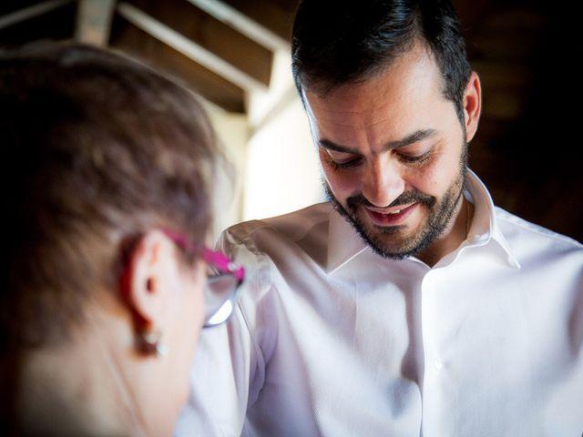 La boda de Rafael y Aurora en Torrecaballeros, Segovia 36