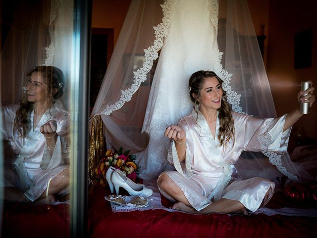 La boda de Rafael y Aurora en Torrecaballeros, Segovia 41