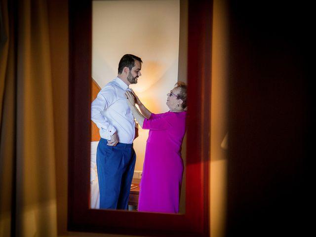 La boda de Rafael y Aurora en Torrecaballeros, Segovia 47
