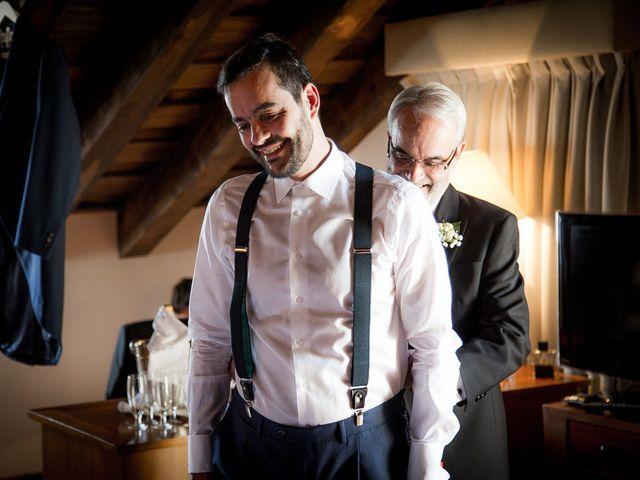 La boda de Rafael y Aurora en Torrecaballeros, Segovia 50