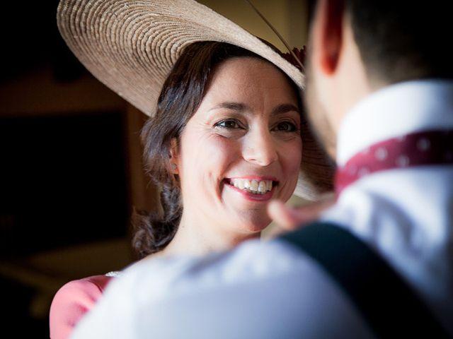 La boda de Rafael y Aurora en Torrecaballeros, Segovia 56