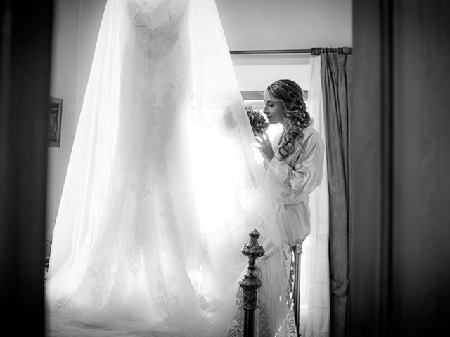 La boda de Rafael y Aurora en Torrecaballeros, Segovia 58
