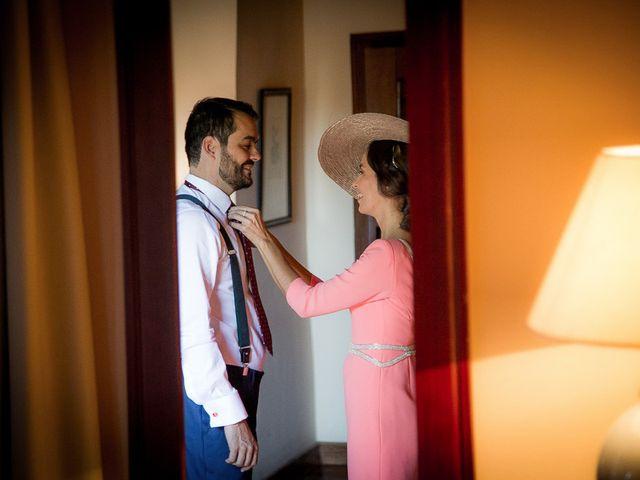 La boda de Rafael y Aurora en Torrecaballeros, Segovia 59