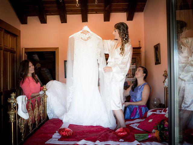 La boda de Rafael y Aurora en Torrecaballeros, Segovia 61