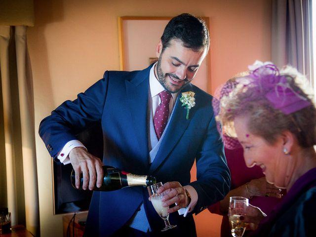 La boda de Rafael y Aurora en Torrecaballeros, Segovia 64