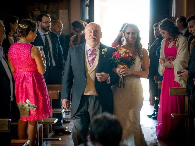La boda de Rafael y Aurora en Torrecaballeros, Segovia 84