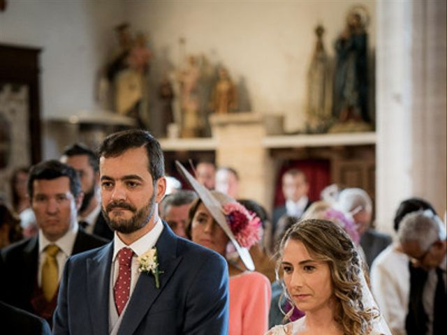 La boda de Rafael y Aurora en Torrecaballeros, Segovia 86