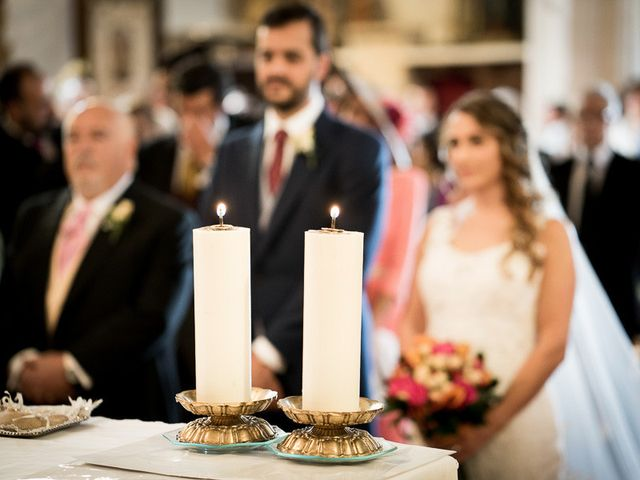 La boda de Rafael y Aurora en Torrecaballeros, Segovia 87