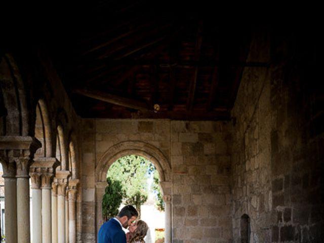 La boda de Rafael y Aurora en Torrecaballeros, Segovia 92