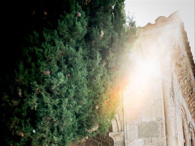 La boda de Rafael y Aurora en Torrecaballeros, Segovia 95