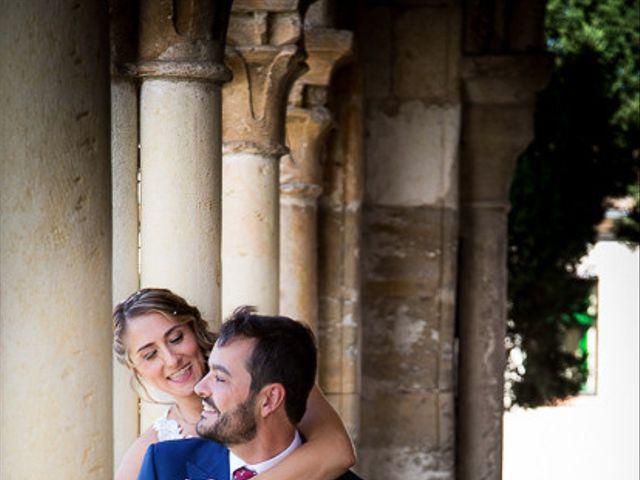 La boda de Rafael y Aurora en Torrecaballeros, Segovia 98