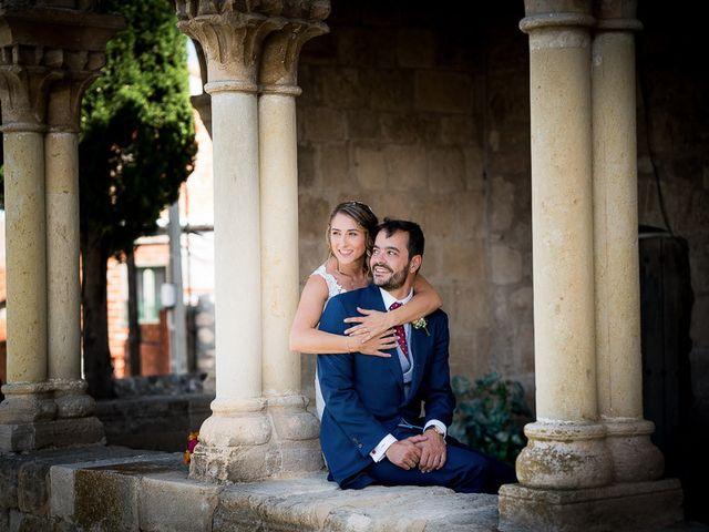 La boda de Rafael y Aurora en Torrecaballeros, Segovia 99