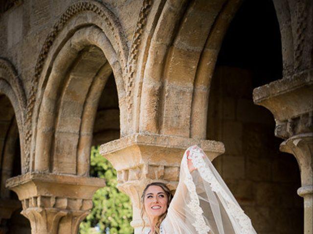 La boda de Rafael y Aurora en Torrecaballeros, Segovia 101