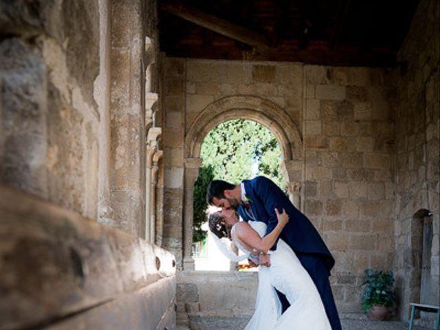 La boda de Rafael y Aurora en Torrecaballeros, Segovia 105