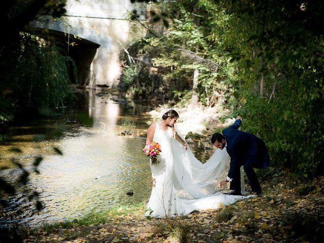 La boda de Rafael y Aurora en Torrecaballeros, Segovia 107
