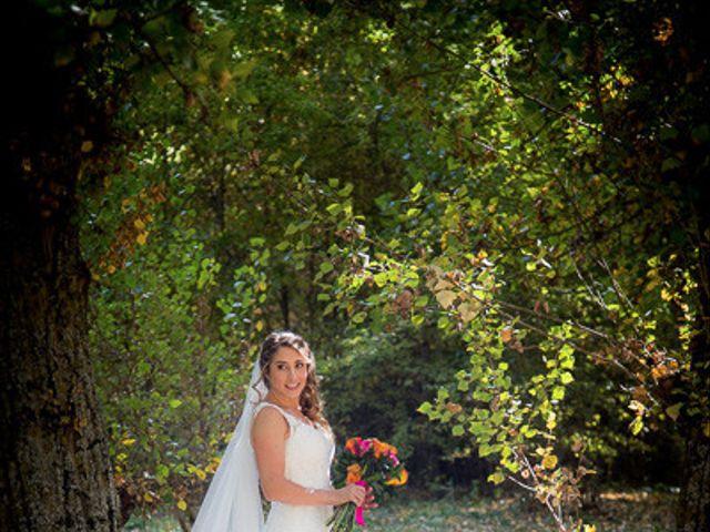 La boda de Rafael y Aurora en Torrecaballeros, Segovia 110