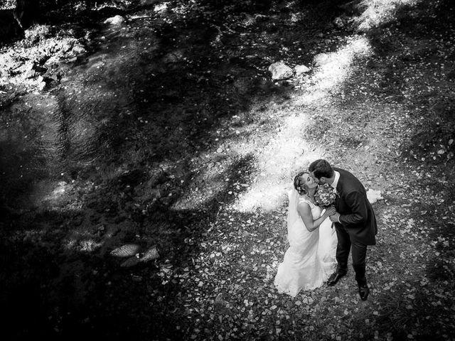 La boda de Rafael y Aurora en Torrecaballeros, Segovia 117