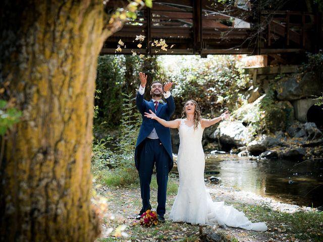 La boda de Rafael y Aurora en Torrecaballeros, Segovia 119