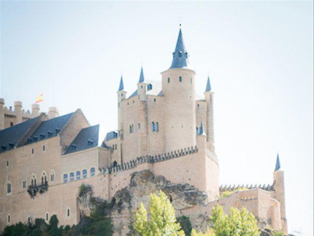 La boda de Rafael y Aurora en Torrecaballeros, Segovia 123