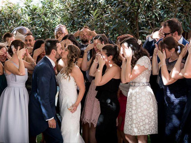 La boda de Rafael y Aurora en Torrecaballeros, Segovia 124