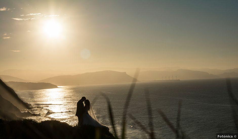 La boda de Mikel y Iria en Larrabetzu, Vizcaya