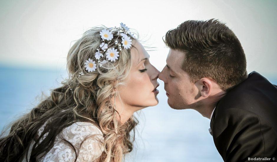 La boda de Alex y Patricia en Roses, Girona