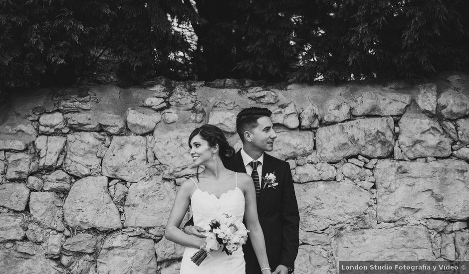 La boda de Esteban y Beatriz en Suances, Cantabria