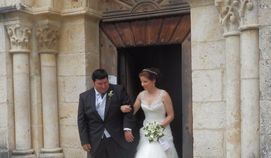 La boda de Chema y Blanca en Siones, Burgos