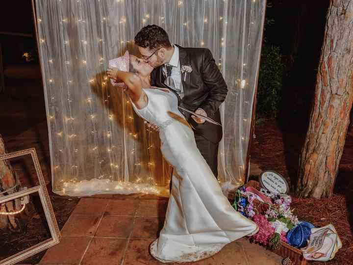 La boda de Rocio y Andreu