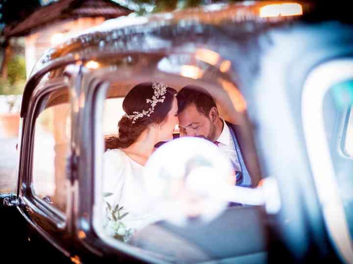 La boda de Natalia y Luismi