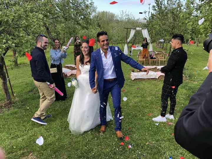 La boda de Jessica y Jesús