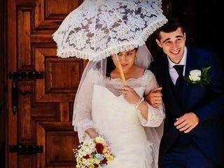 La boda de Jessica y Kevin 1