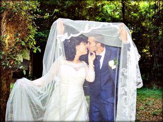 La boda de Jessica y Kevin