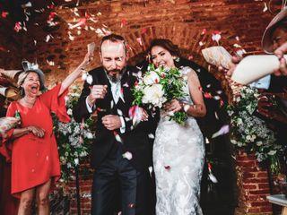 La boda de Mabel y Raúl