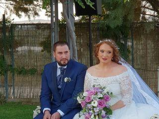 La boda de Sarai y Carlos