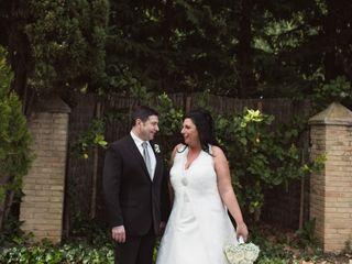 La boda de Paco y Olga