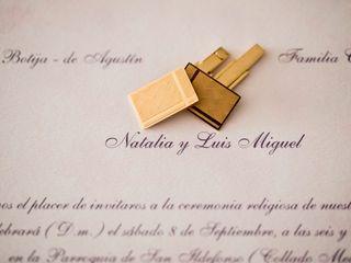 La boda de Natalia y Luismi 1