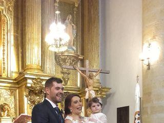 La boda de Miguel  y Lidia  1