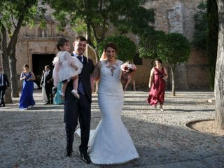 La boda de Miguel  y Lidia  2