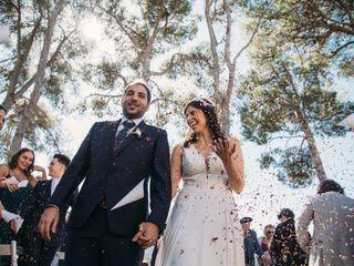 La boda de Carla y Gaizka