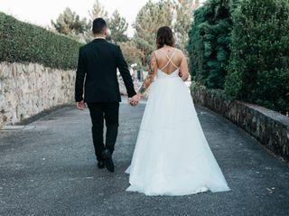 La boda de Sandra y David